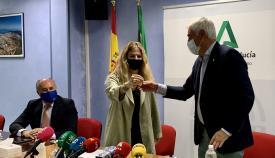 'Márgenes y Vínculos' amplía su sede social con un nuevo local en Algeciras