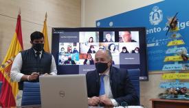 La Comisión Algeciras Sur celebra su última reunión del año