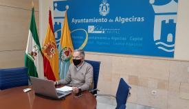 Algeciras celebrará el pleno de octubre este viernes a las 09.00 horas