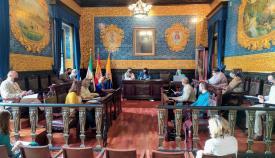 Urbanismo aprueba diversos asuntos de trámite en Algeciras