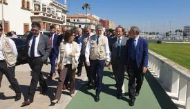 Grande-Marlaska avala el Plan de Seguridad impuesto en la comarca