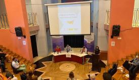 Alternativas culmina el Programa Pint@ de Inclusión Social en Algeciras