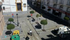 Aprobado el nombre del Padre Cruceyra a un tramo de la calle Las Huertas
