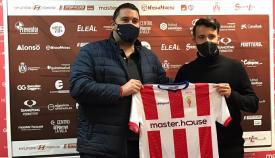 El lateral Ramón García, nuevo jugador del Algeciras