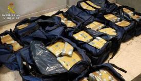 Detienen a siete portuarios por pasar cocaína en Algeciras