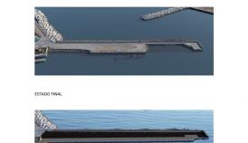 Adjudicada la prolongación del Muelle de Armamento del Saladillo