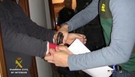 La Guardia Civil sigue acosando a las bandas de narcotraficantes
