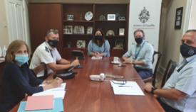 Reunión sobre el programa de capacitación de SafeLives sobre el abuso doméstico