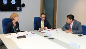 Reunión del Consejo del Preparación para un Desenlace No Negociado. Foto NG