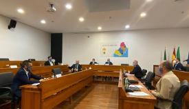 Landaluce pide contar con la comarca en nuevas reuniones sobre el Brexit