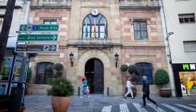 Ayuntamiento de Algeciras. Foto Sergio Rodríguez