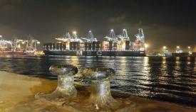 Atraca en Algeciras el 'MSC Gulsun', el mayor portacontenedores del mundo