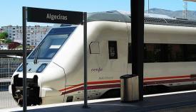 El tren que conecta Algeciras con Ronda vuelve a sufrir otra avería