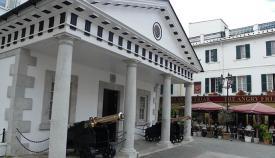 Sede del Gobierno de Gibraltar en el 6 de Convent Place