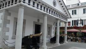 Sede del Gobierno gibraltareño