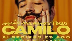 El cantante Camilo actuará en Algeciras el 29 de agosto