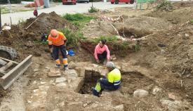 Encuentran el pozo Umm Hakim en las excavaciones de la Isla Verde