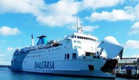 Preparan un nuevo ferry de repatriación desde Tánger hasta Algeciras