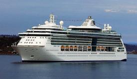 Dos cruceros realizarán escalas técnicas este lunes en Gibraltar
