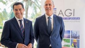 La AGI del Campo de Gibraltar supera los 9.500 trabajadores