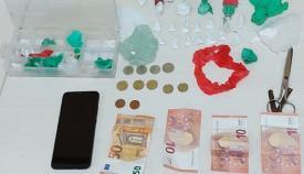 Un detenido en Algeciras por distribuir droga mediante la 'telecoca'
