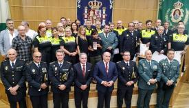 La Policía Local celebra su día con la festividad de la Virgen de las Lágrimas