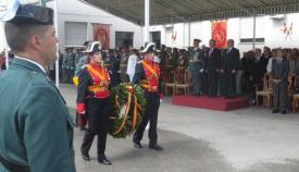 La Plaza Alta acogerá los actos en honor a la patrona de la Guardia Civil