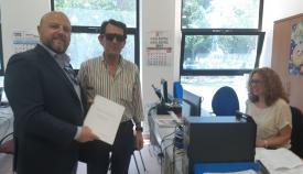 El concejal de Impulso y Desarrollo, Juan Carlos Valenzuela, ha gestionado el asunto