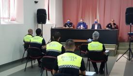 Comienza la formación para los nuevos 17 agentes de la Policía de Algeciras