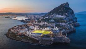 Imagen aérea de Gibraltar. Foto RGP