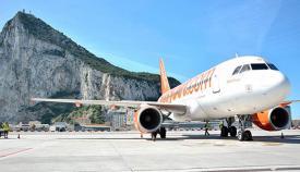 Aeropuerto de Gibraltar. Sergio Rodríguez