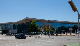 El aeropuerto de Gibraltar mantiene los vuelos de British Airways. Foto Sergio Rodríguez
