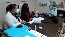 Ayuntamiento de Algeciras y Educación trabajan en la Agenda Urbana 2030