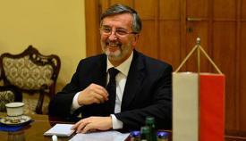 Agustín Nuñez, nuevo delegado del MAEC en el Campo de Gibraltar