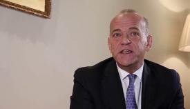 Albert Ísola, ministro de Comercio de Gibraltar