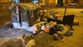 Vox Algeciras afirma que 'la limpieza en la ciudad brilla por su ausencia'