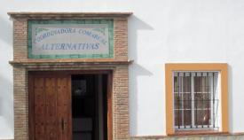 Sede de Alternativas en la Estación de San Roque