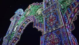 Alumbrado Feria Real Algeciras 2017