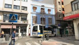 El Ayuntamiento continúa con la renovación del alumbrado de la Plaza Alta