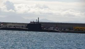 Verdemar ha vuelto a quejarse por el regreso del submarino
