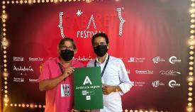 El Cabaret Festival obtiene el reconocimiento 'Andalucía Segura'