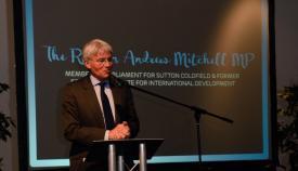 Andrew Mitchell ha sido uno de los mayores defensores de la enmienda