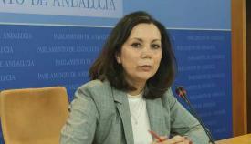 La parlamentaria Ángela Mulas