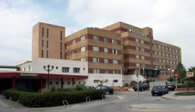 El antiguo Hospital de La Línea. Foto: NG