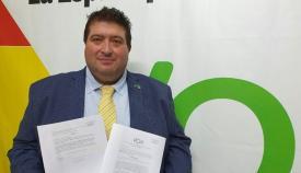 VOX Algeciras lamenta el rechazo a su plan de asfaltado para La Granja
