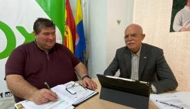 Vox Algeciras critica que no se ponga en marcha la comisión sobre Algesa