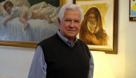 Antonio López Canales es todo un referente artístico