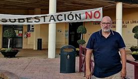 Antonio Márquez, coordinador local de VOX La Línea. Foto: NG