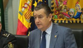 Antonio Sanz, delegado del Gobierno de España en Andalucía