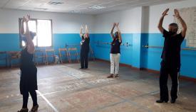Comienza el curso en la Escuela Municipal 'Sánchez-Verdú' de Algeciras